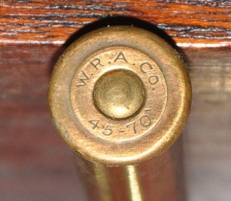 .45-70 shot cartridge headstamp