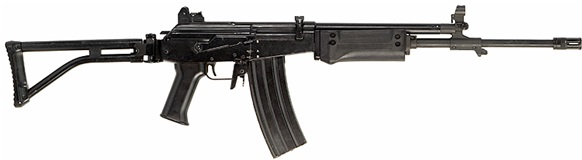 Galil AR, by Seth Cane – Forgotten Weapons