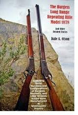 Burgess Long Range Repeating Rifle Model 1878
