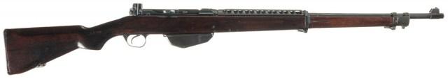 Pedersen .276 Self-Loading Rifle