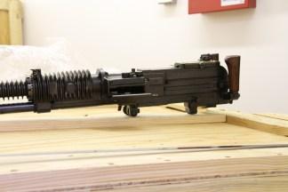 Japanese experimental Type 1 HMG