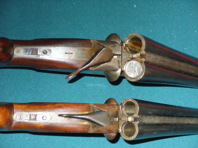 Ithaca Auto & Burglar guns, 12ga and 20ga
