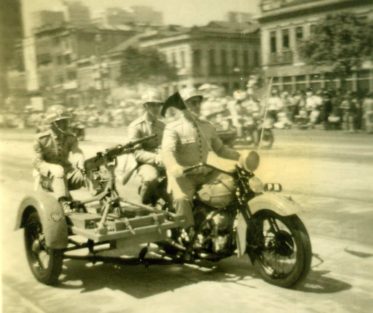 Guns And Motorcycles: A Photo Essay