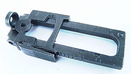 M1917 Enfield rear sight