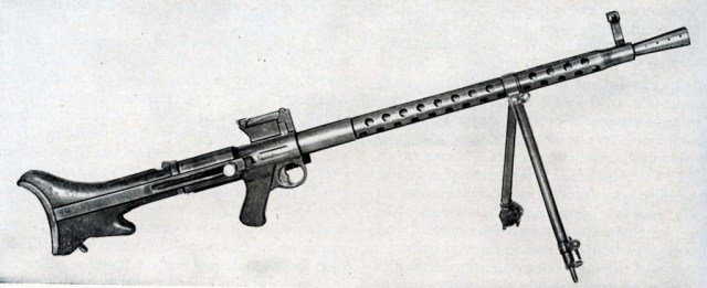 MG30 side view