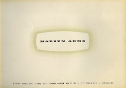 Madsen Company Catalog (English)