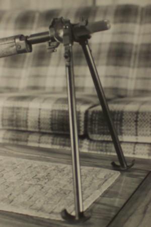Arisaka with a Nambu bipod