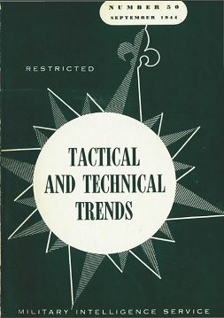 Tactical and Technical Trends #50 - September 1944