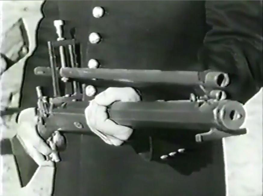 Metcalf's .68 caliber Civil War sniper rifle