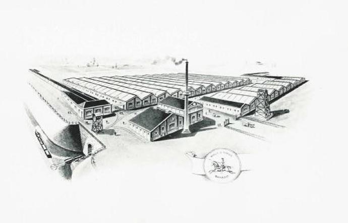 Nicholas Pieper's factory