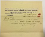 Burgess/Bannerman contract, page 2/2
