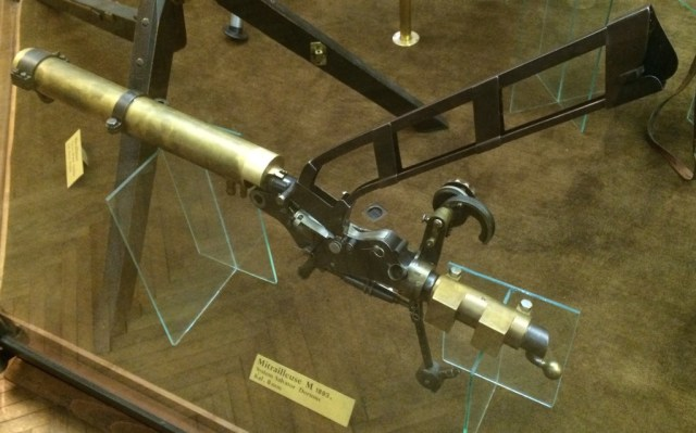 Salvator-Dormus M1893 machine gun