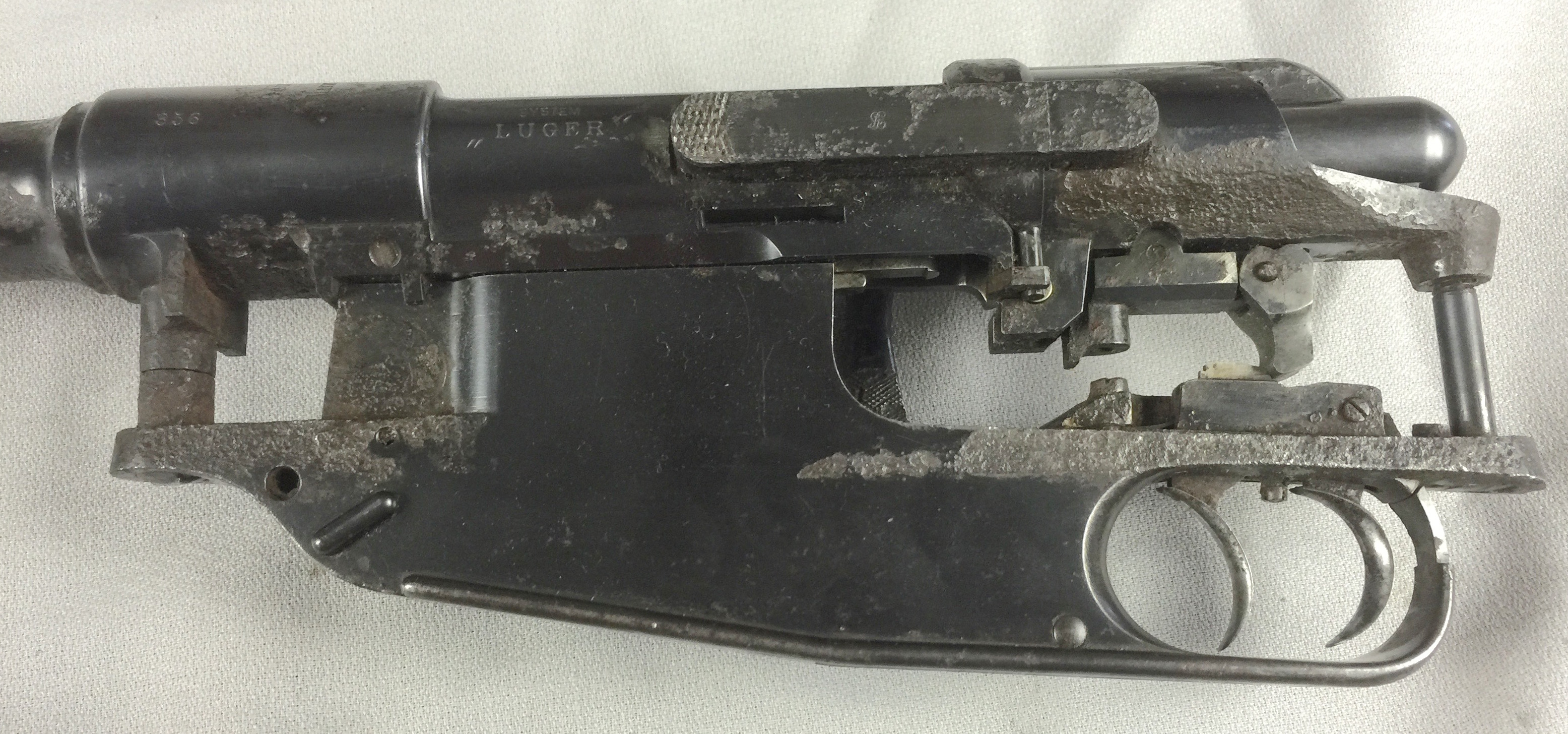 System Luger 1892/6 Bolt Action – Forgotten Weapons