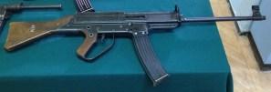 Horn prototype sturmgewehr