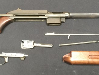 Bendix-Hyde 2nd Model disassembled