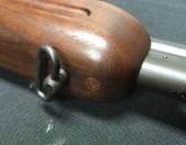 Sling swivel/handguard screw
