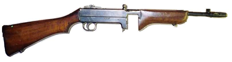 BSA Model 1926 Thompson, left