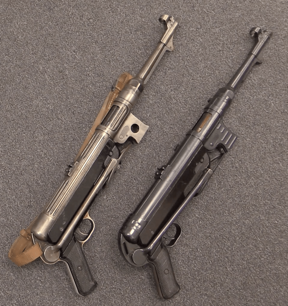 The German WWII Standby: The MP38 and MP40 SMGs – Forgotten