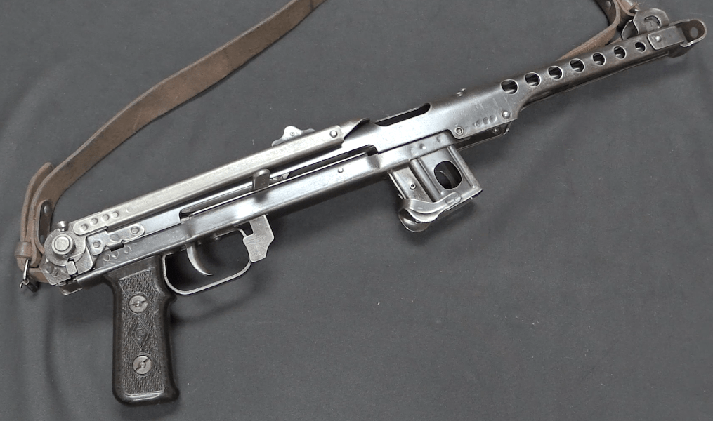Sudayev's PPS-43: Submachine Gun Simplicity Perfected