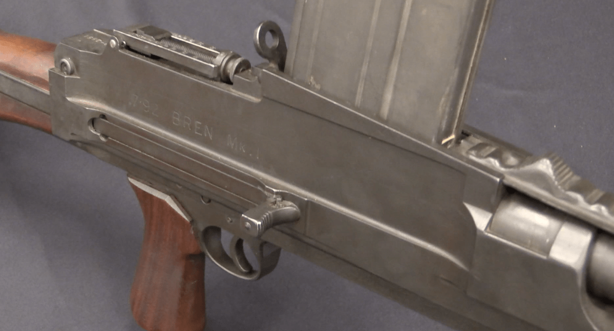 "Canadian 8mm ""Sterile"" Bren Gun – Forgotten Weapons"