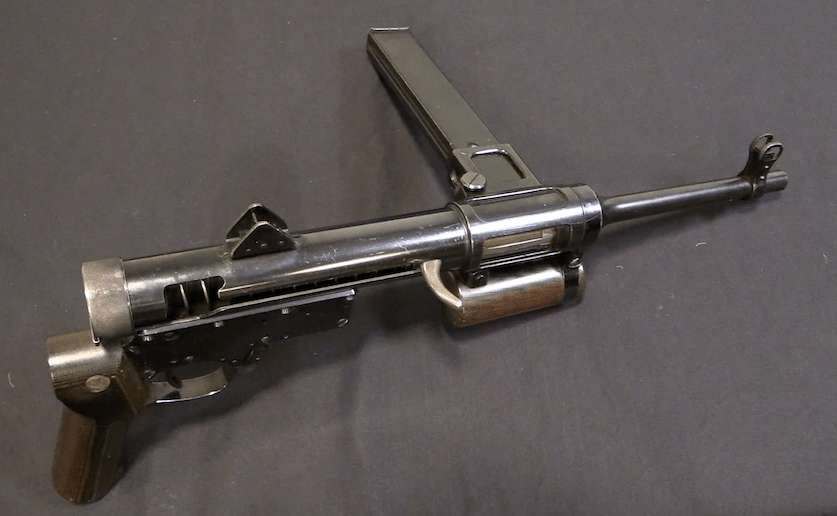 Lightweight Experimental Lanchester SMGs – Forgotten Weapons