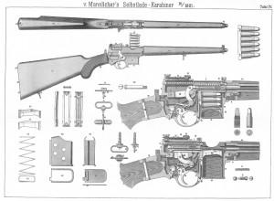 Mannlicher Carbine poster