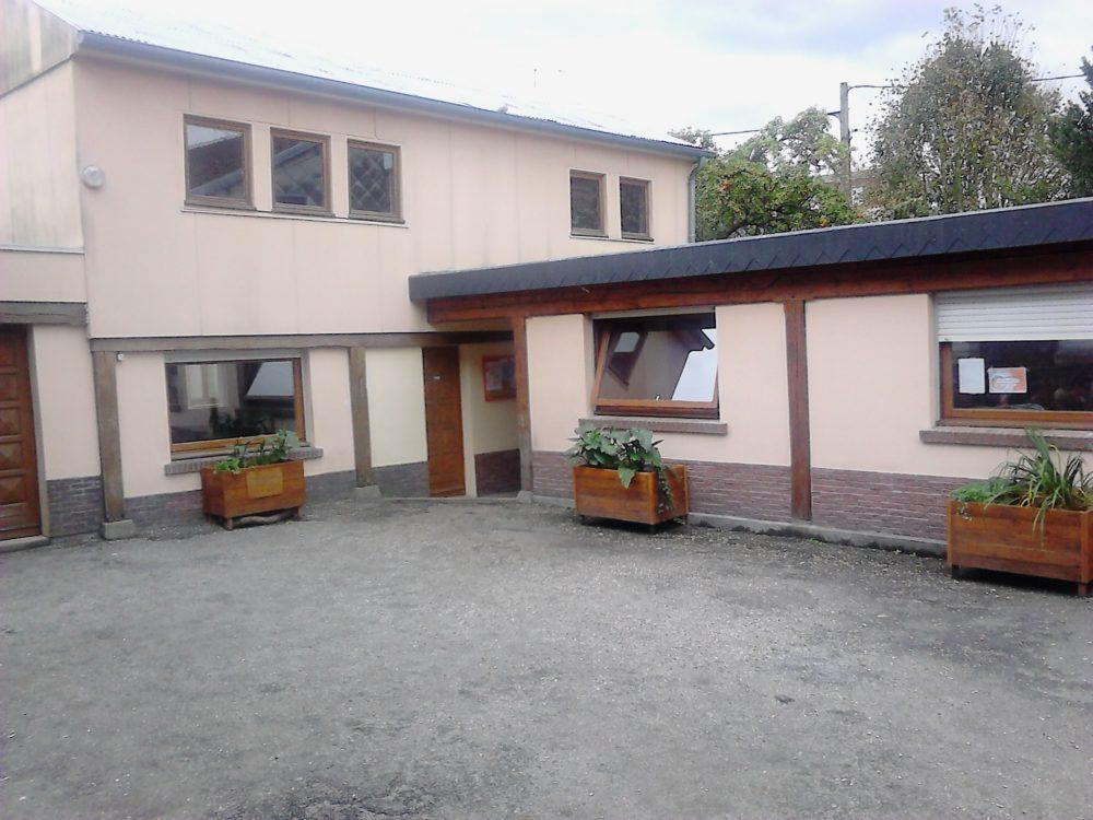 Forjecnor - Site Blangy - Vue extérieure
