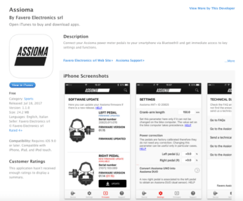Assioma App - ios