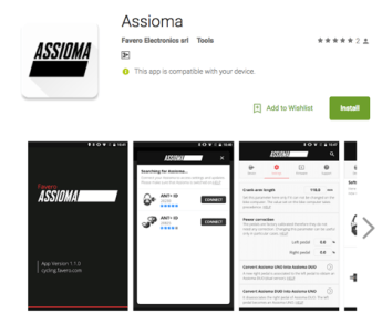 Assioma App - android