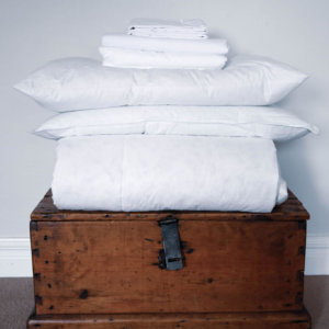SHEET HAPPENS – budget bedding kit