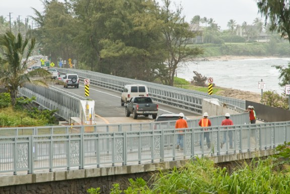Wailua Cane Haul Bridge