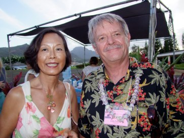 Winnie Lu, Tom French