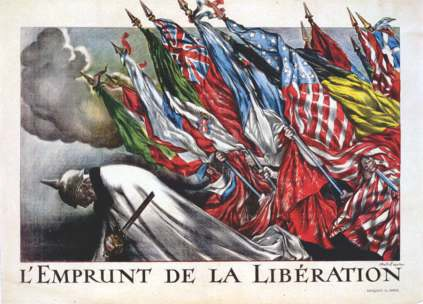PR-Patriotic Posters of the First World War