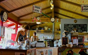 Small Town Coffee in Kapaa - chosen by a reader as a Local Favorite.