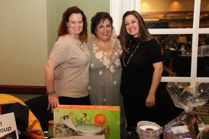 Liz Hoffman, Regina Carvalho and Sherry Holcomb