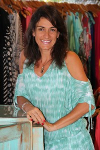 Hanalei Trading Co. owner Andrea Weston-Webb