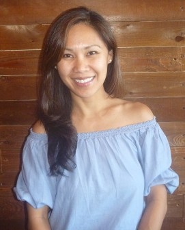 Maris Manzano, owner of Verde Restaurant.