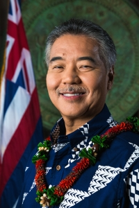 Hawai'i Gov. David Ige
