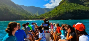 Na Pali Coast. Photo courtesy of Na Pali Coast Magazine