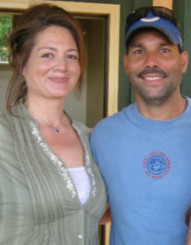 Richard Duarte and his wife, Leilani Duarte