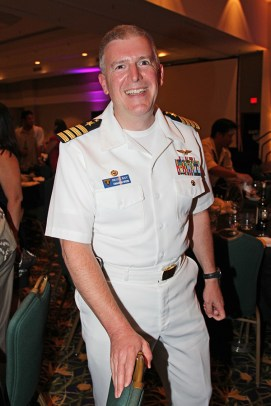 PMRF Commanding Officer Capt. Bruce Hay