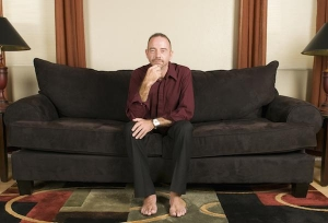 Timothy Ray Brown. Photo courtesy of Scott Taber.