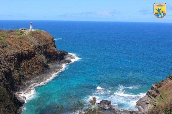 Daniel K. Inouye Kilauea Point Lighthouse - Pacific Region  The Kilauea Point National Wildlife Refuge is home to the endangered nene (Hawaiian goose), endangerd Newell's shearwater, seabirds like the Laysan albatross and Red-footed booby. (Photo: Megan Nagel/USFWS)