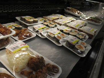 Lunch to go? These are the nostalgic foods Kapa'a has grown up with. They remain reasonably priced to maintain and support customers.