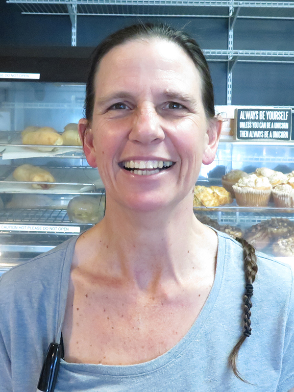 Marlana Patterson, owner and operator of VIP Treats and Sweets, would love Kaua'i to know everything in her bakery is made from scratch and with love. And it shows.