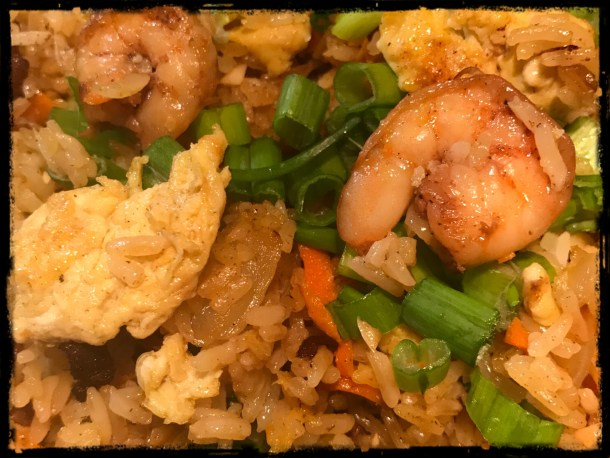 Shrimp fried rice forking epic make your own shrimp fried rice faster than you can call in an order and go pick up take out even better this rice tastes better than any takeout ive ccuart Choice Image