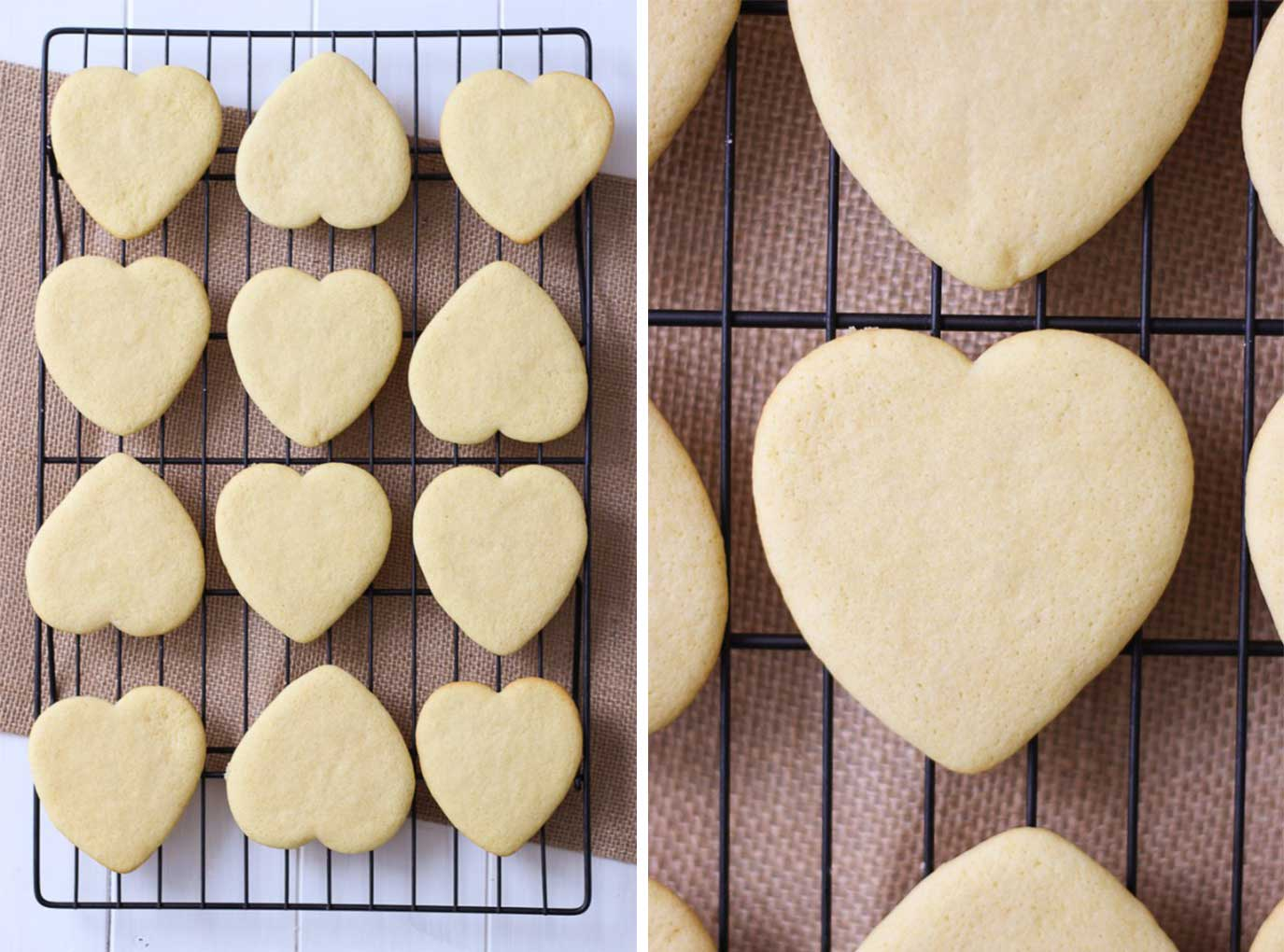 Cut-Out Sugar Cookies | Fork in the Kitchen
