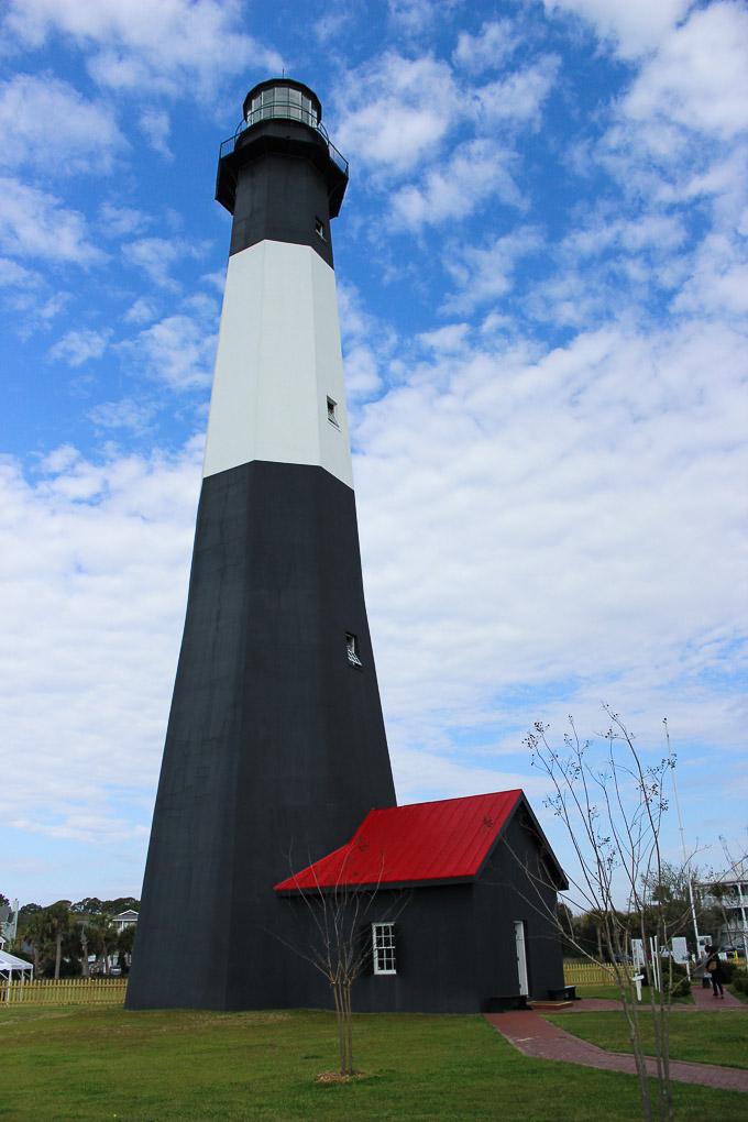 Tybee Lighthouse | Savannah, GA // Fork in the Kitchen
