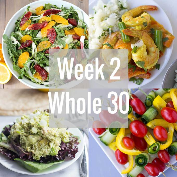 Whole 30 Week 2 // Fork in the Kitchen