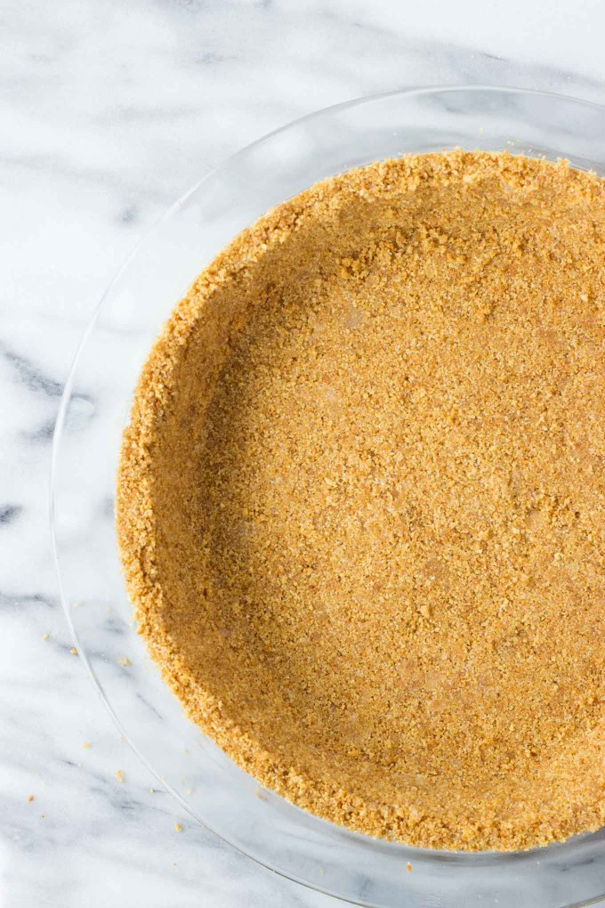 Graham Cracker Crust | Fork in the Kitchen